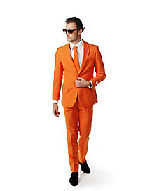 Adult The Orange Party Suit