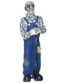 2 ft Clem the Grave Digger - Decorations