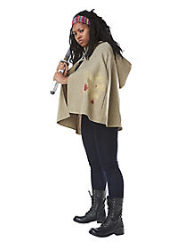 Adult Michonne Cloak - Walking Dead