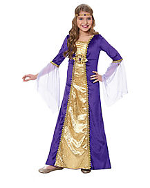 Renaissance Girl Child Costume
