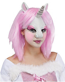 Unicorn Headpiece Mask