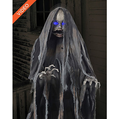 5 ft creepy rising doll animatronics decorations - Spirits Halloween Alexandria La