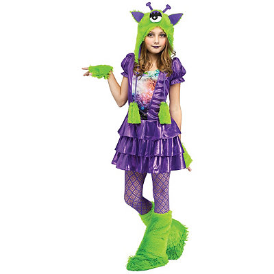 Galaxy Girl Child Costume