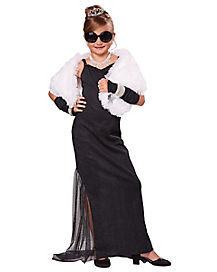 Hollywood Actress Child Costume