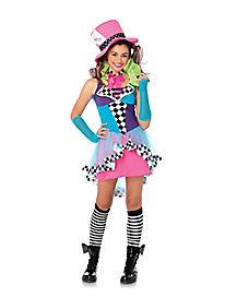 Mayhem Hatter Junior Costume