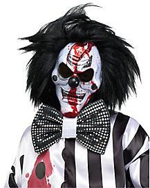 Bleeding Clown Mask