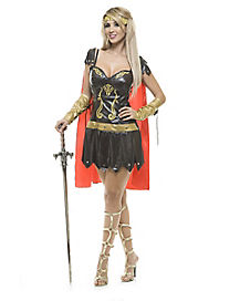Warrior Queen Adult Womens Costume