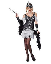 Razzle Dazzle Flapper Womens Costume