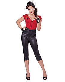 Hot Rod Honey Womens Costume