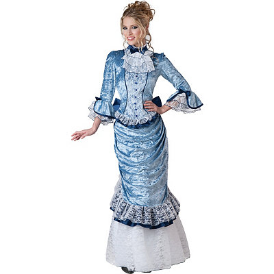 Adult Victorian Lady Costume - Theatrical