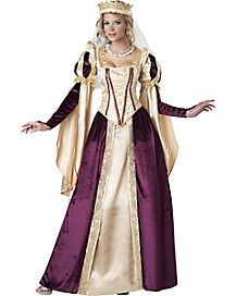 Renaissance Princess Womens Theatrical Costume