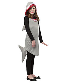 Kids Shark Dress Costume
