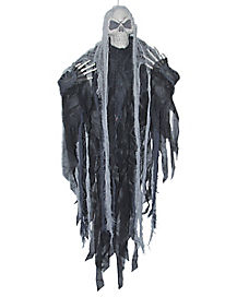 Reaper With Long Hair - Decorations