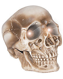 Light Up Giant Skull - Decorations