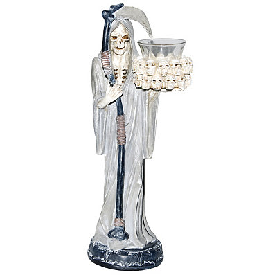 Reaper Candle Holder