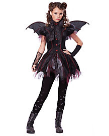 Kids Victorian Vampiress Costume