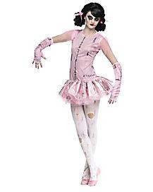 Kids Ballerina Zombie Costume