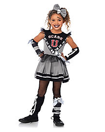 Kids Scare U Cheerleader Costume