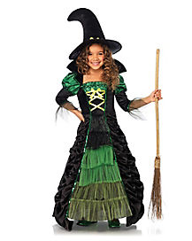 Kids Storybook Witch Costume