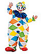 Kids Clown Inflatable Costume