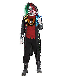 Very Metal Clown Child Costume