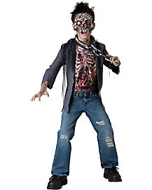 Kids Unchained Horror Costume