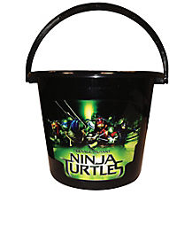 TMNT Treat Bucket - Teenage Mutant Ninja Turtles