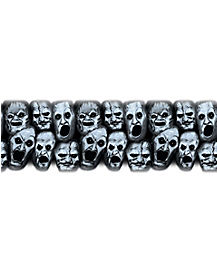 Screaming Faces Room Roll - Decorations