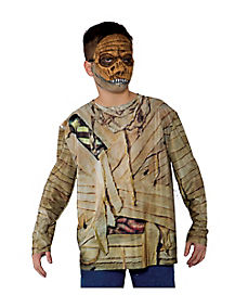 Kids Mummy Costume Kit