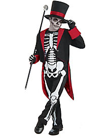 Boys Skeleton & Day of the Dead Costumes