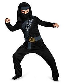Kids Blackstone Ninja Costume