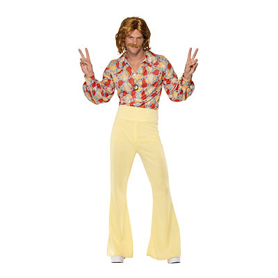 1960s Groovy Guy Mens Costume