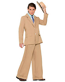 Gold Coast Gentleman Mens Costume