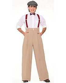 Roaring 20s Deluxe Mens Pants