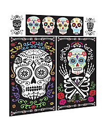 Day of the Dead Decoration Kit