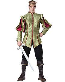 Renaissance Prince Adult Mens Costume