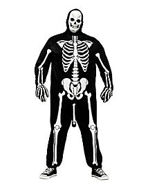Adult Skeleboner Skeleton Plus Size Costume
