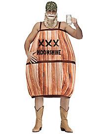 Moonshiner Adult Mens Costume