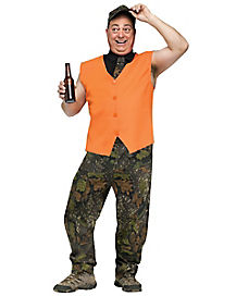 Adult Red Neck Groom Costume