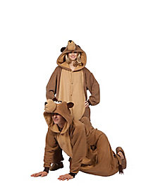 Adult Onesie Anime Humphrey Camel Costume