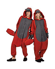 Adult One Piece Anime Pat the Platypus Costume