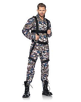 Adult Paratrooper Costume