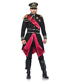 Adult Military General Costume