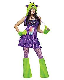 Adult Galaxina Costume