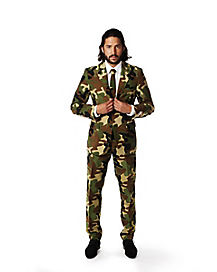 Adult Commando Party Suit