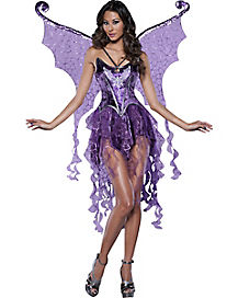 Adult Purple Fairy Costume