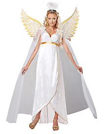 Guardian Angel Womens Costume