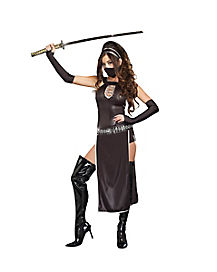 Adult Just Kickin It Ninja Costume