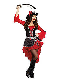 Adult Treasure Pleasure Pirate Costume