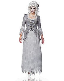 Adult My Spirit Lady Ghost Costume